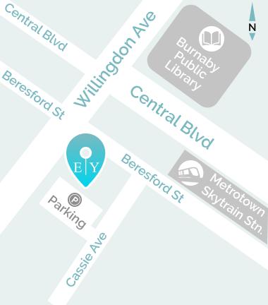 Burnaby Map