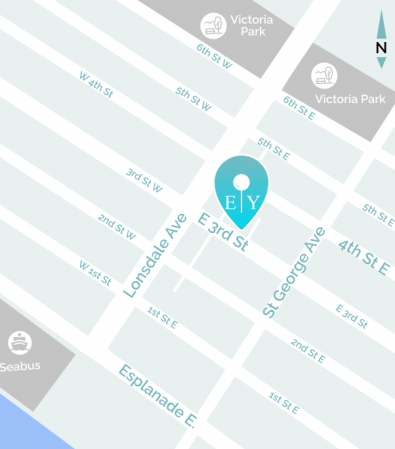 North Vancouver - New Location